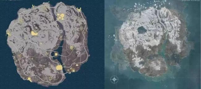 绝地求生雪地地图12月上线--迅游加速器