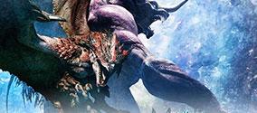 迅游资讯:怪物猎人世界PC版大更新 贝希摩斯来临