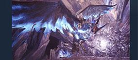 《怪物猎人世界》steam下月更新 历战王冥灯龙即将登场
