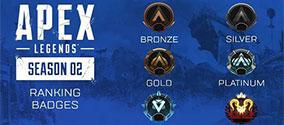 《Apex英雄》第二赛季上线 排位机制详述