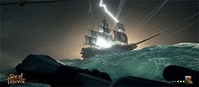 《盗贼之海》航行中如何重新更换角色?
